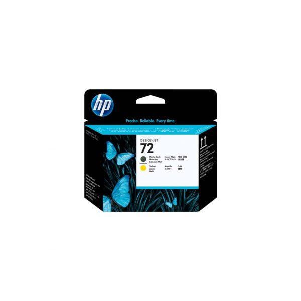 HP Printhead 27 HP Printhead 72 C9383A